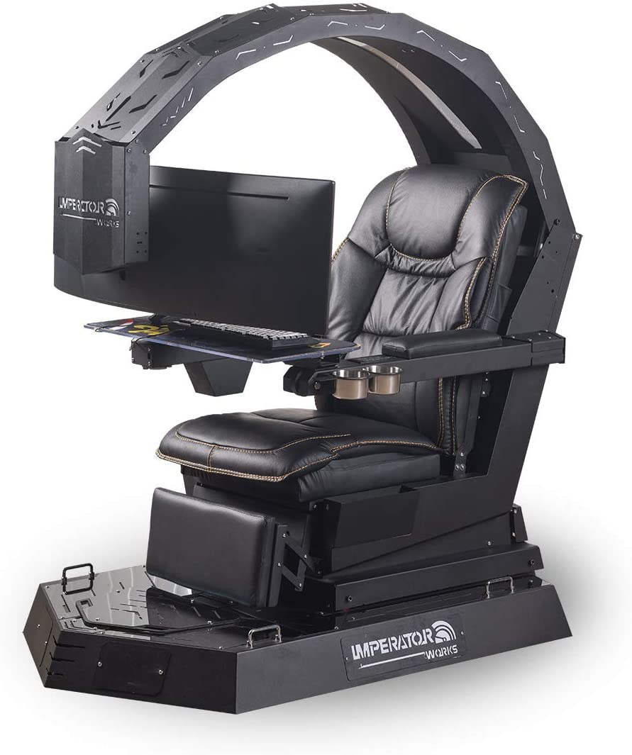 Amazon.com: IWR1 IMPERATORWORKS Brand Gaming chair, Computer chair