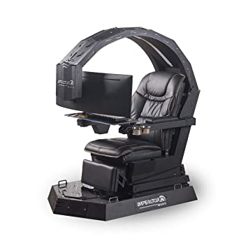 Cool Iwr1 Imperatorworks Brand Gaming Chair Computer Chair For Office And Home For Triple Monitors Machost Co Dining Chair Design Ideas Machostcouk