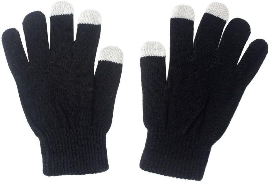 BargainUniverse® Unisex Mens Ladies Winter Touch Screen Magic Gloves iPad iPhone HTC Smart Phone, [Importado de Reino Unido]: Amazon.es: Electrónica