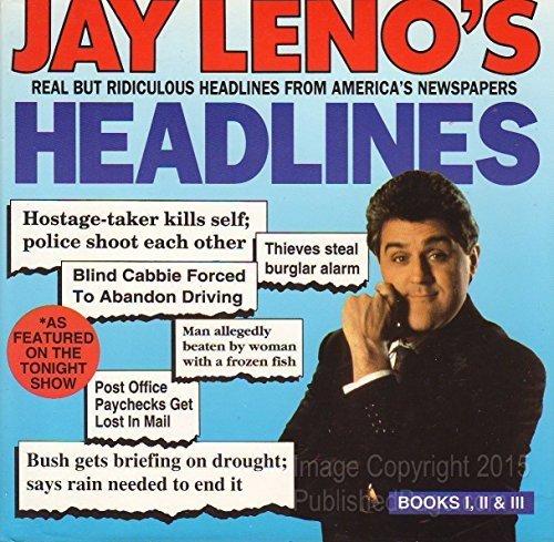 jay leno headlines - 3