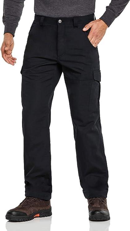 Amazon Com Cqr Pantalones Tacticos De Invierno Para Hombre Repelente Al Agua Ripstop Pantalones De Carga Termicos De Senderismo Ropa Al Aire Libre Clothing