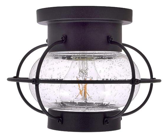 Sylvania Essex Vintage 1901 Serie - Lámpara de techo con luz ...
