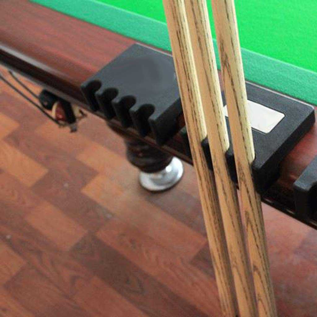 IPOTCH Portable 3 or 4 Pool Cues Stick Holder