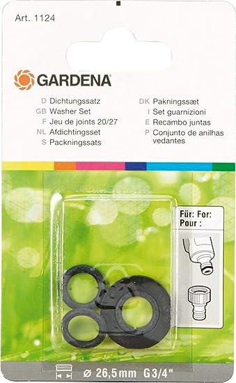 """Dichtungen passend für alle 1//2/"""" Schlauchsysteme wie z.B 50x O-Ringe Gardena"""