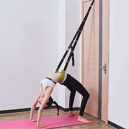 PokYr25eb Correa elástica para Yoga, Danza, Espalda Curvada ...