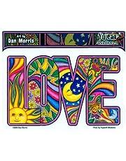 Dan Morris - Love - Sticker/Decal