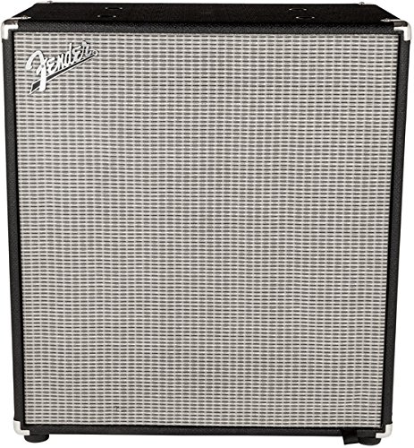 Fender Rumble 4x10 Cabinet v3 Electric Bass Amplifier Cabinet (Best 15 Bass Cabinet)