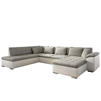 Große Wohnlandschaften eckcouch ecksofa niko bis design sofa mit schlaffunktion und