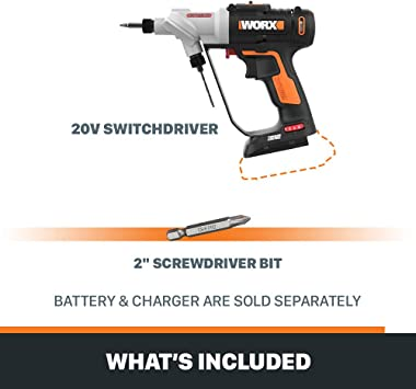 WORX WX176L.9 Power Drills product image 6