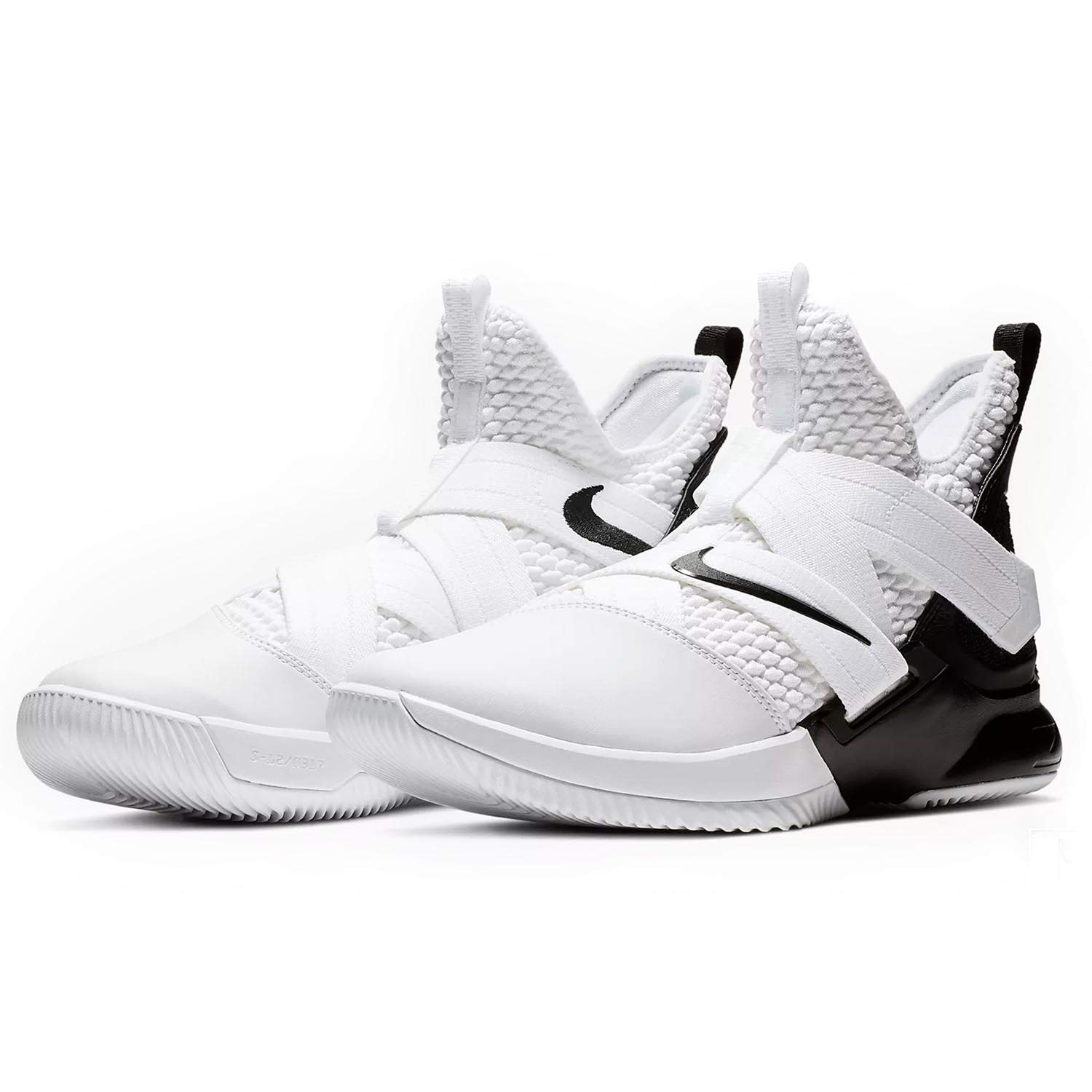 Nike Mens Lebron Soldier XII Basketball