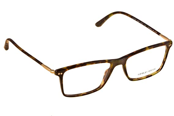 0193f8bd4c7 Image Unavailable. Image not available for. Color  Giorgio Armani Eyeglasses  ...