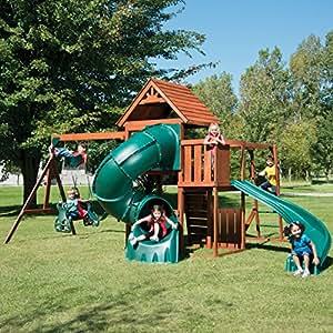 Swing-N-Slide Grandview Twist Play Set