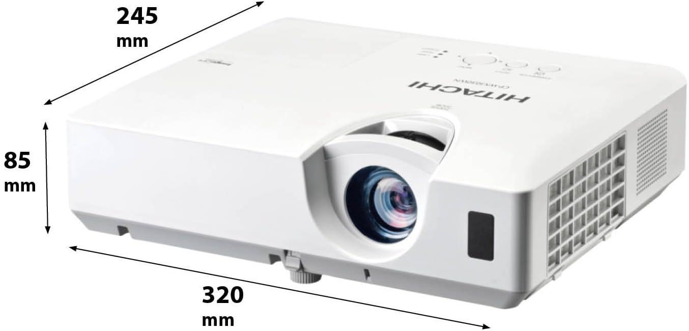 Hitachi CP-WX3042WN Video - Proyector (3000 lúmenes ANSI, 3LCD ...