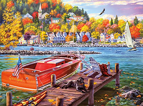 (Buffalo Games - Darrell Bush - Season Finale - 1000 Piece Jigsaw Puzzle)