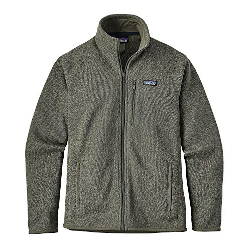 Patagonia M's Better Sweater Full Zip Casual Jacket Indus...