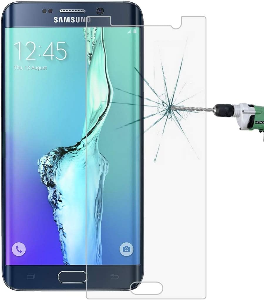 CHENNAN 50 PCS for Galaxy S6 Edge+ No Retail Package Screen Tempered Glass Film G928 0.26mm 9H Surface Hardness 2.5D Explosion-Proof Tempered Glass Film