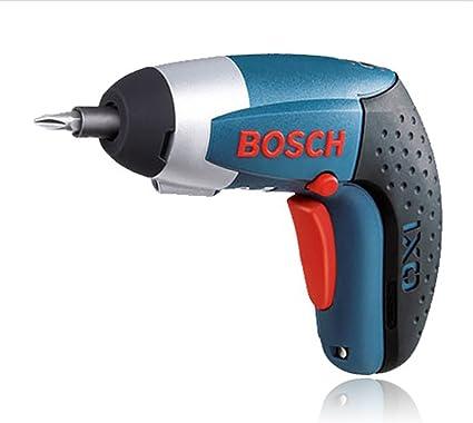 Bosch Ixo Iii profesional eléctrica destornillador 3,6 V: Amazon.es ...