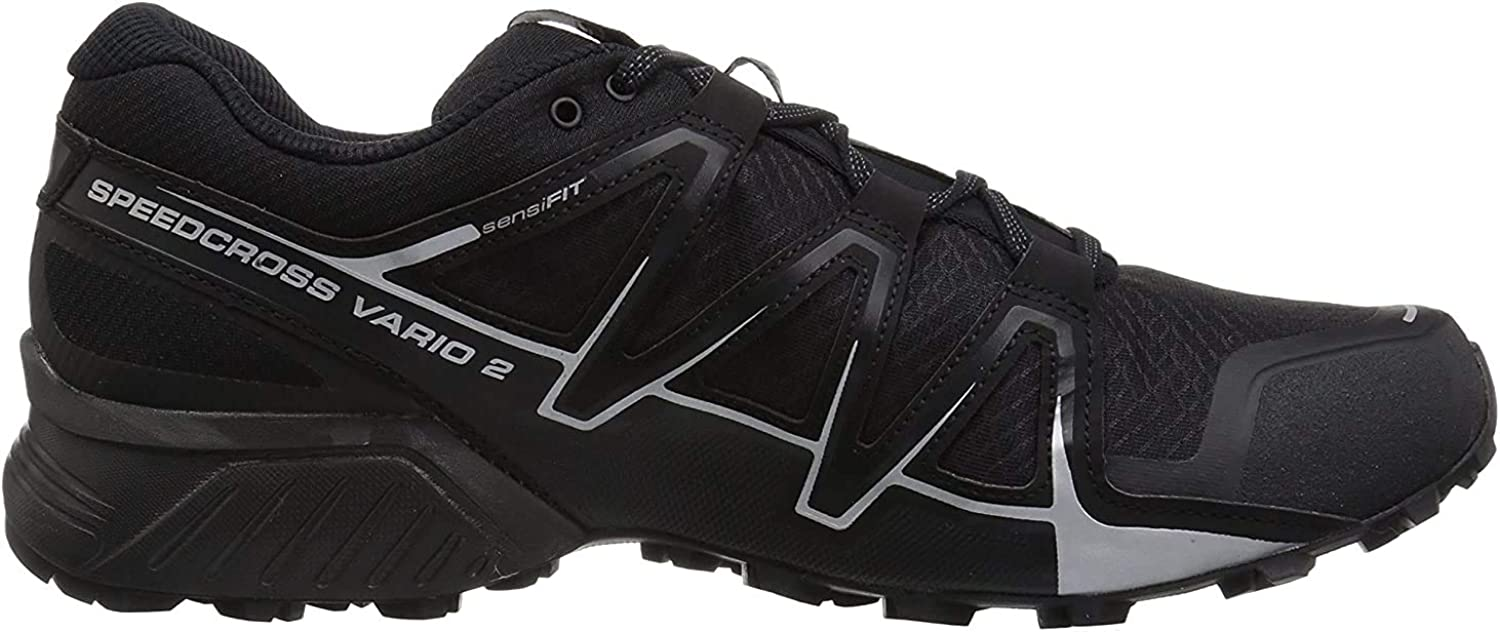 Salomon Speedcross Vario 2, Zapatillas de Trail Running para ...