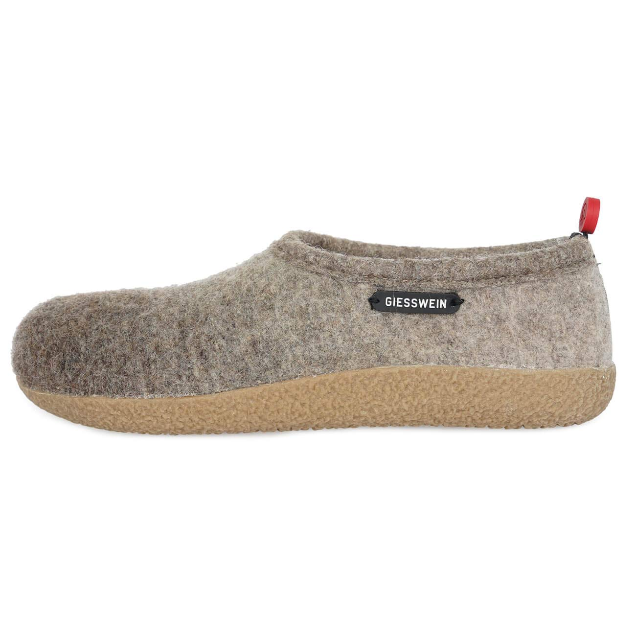 Giesswein Vahldorf, Gris Vahldorf, Chaussons Bas Femme Gris 262) (Taupe 262) 90be4c4 - reprogrammed.space