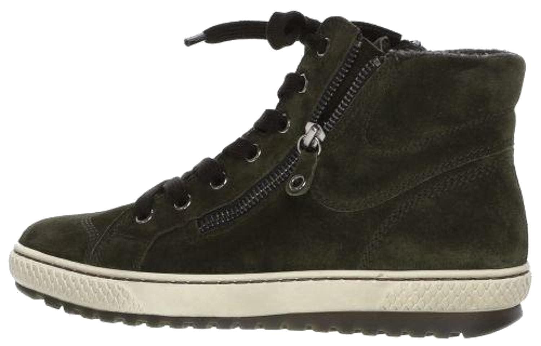 Gabor Damen Sneaker 73.754.11 grün 335014: : Schuhe