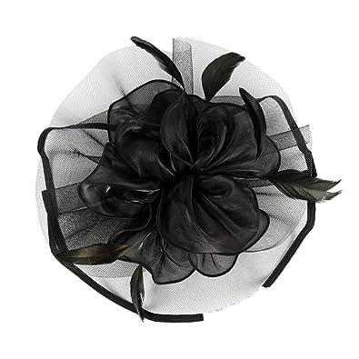 Fascinators Hut Haarklammer Stirnband Haarnadel Kopfschmuck Haarreif