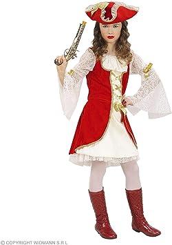 WIDMANN wdm58797 ? Disfraz para niños Capitán Pirata (140 cm/8 ...