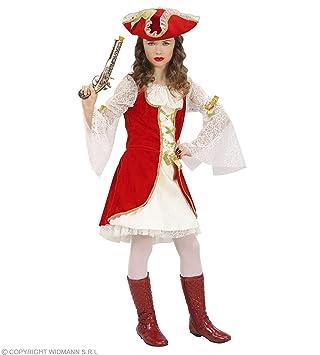 WIDMANN wdm58796 ? Disfraz para niños (Capitán Pirata 128 cm/5 ? 7 ...