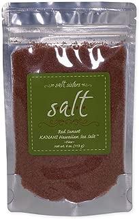product image for Salt Sisters Gourmet Seasoning Mix, Flavor Red Sunset KA'NANI Hawaiian Sea Salt, 4 Ounces, Single