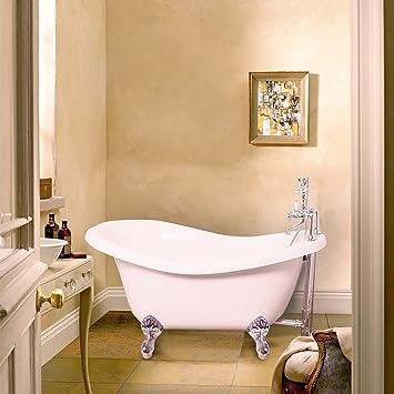 American Bath Factory Imperial Slipper Clawfoot Bathtub Amazon