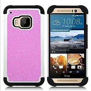 King Case - pink glitter sparkling plastic diamond - Cubierta de la caja protectora completa h???¡¯???€????€?????brido Body Armor Protecci?