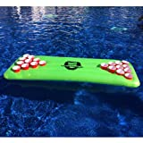 GoPong Pool Pong Table, Inflatable Floating Beer