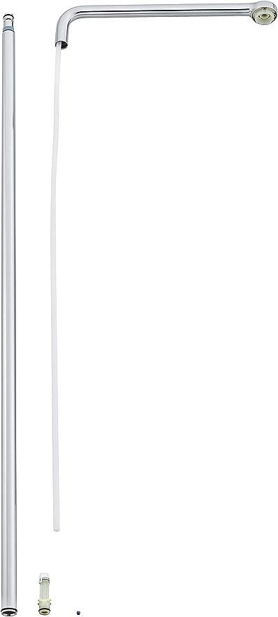 Grohe Colonne de Douche Tube 125 cm Euphoria Smarcontrol 48497000 Import Allemagne