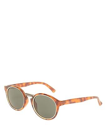 Mr Boho Tortoise Fitzroy, Gafas de Sol Unisex, Circular Cream/Leo, 41