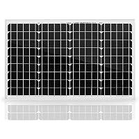 Betop-camp 40W Mono Solar Panel for Motorhome, Caravan, Camper, Boat.with 0.9M MC4 Line