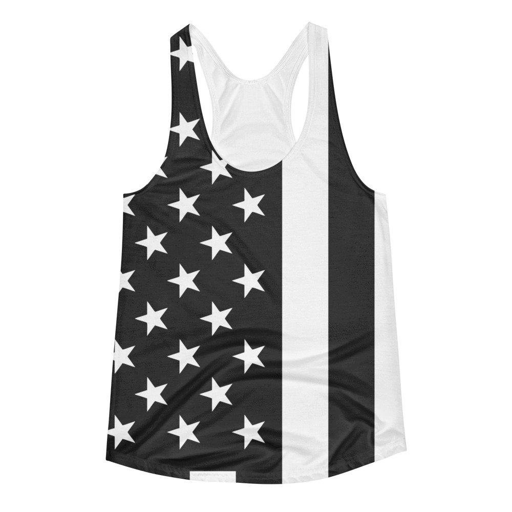 America Racerback Tank