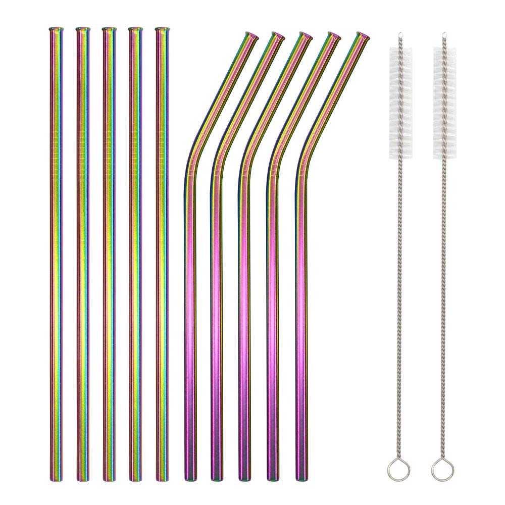 The best metal straws around