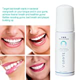 V-White Toothpaste, Foam Deep Cleaning Teeth