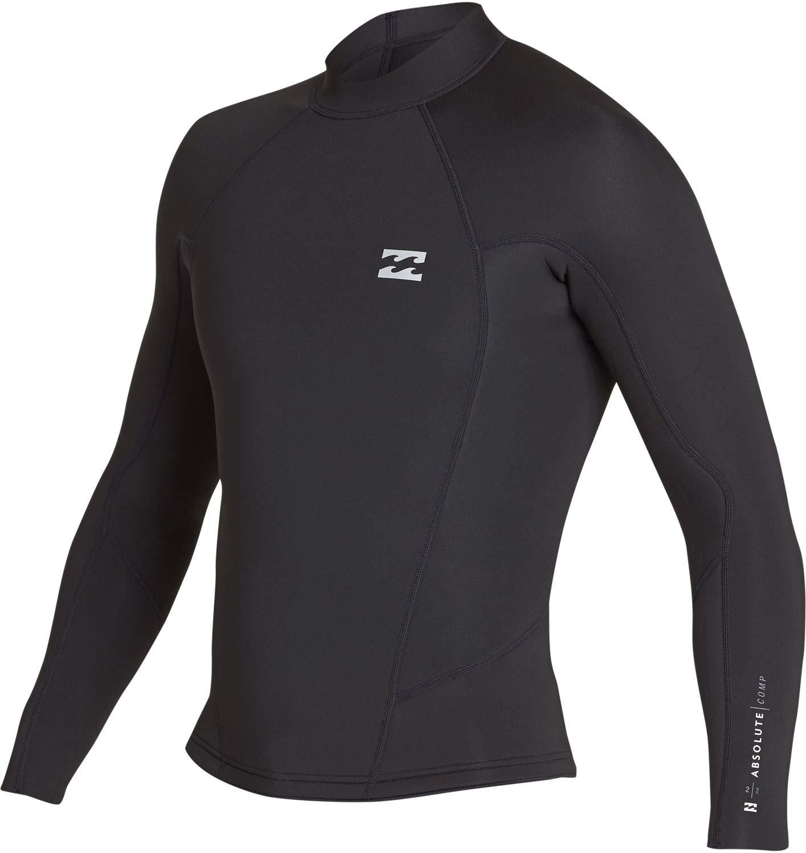 Billabong - Mens 202 Absolute Comp Long Sleeve Wetsuit, Size: XX-Large, Color: Black by Billabong