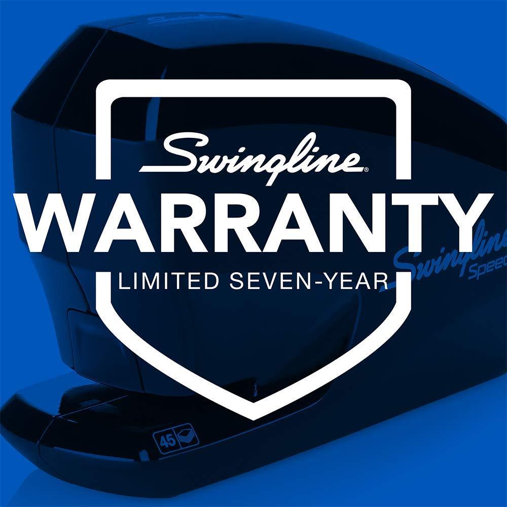 Swingline Speed Pro 45 Electric Stapler Value Pack Full Strip 45 Sheet Capacity Staple Remover 42141 Includes Speed Pro 45 High Capacity Staples Renewed
