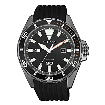 Citizen Sports BM7455-11E Eco Drive - Reloj de Pulsera Solar para Hombre: Amazon.es: Relojes