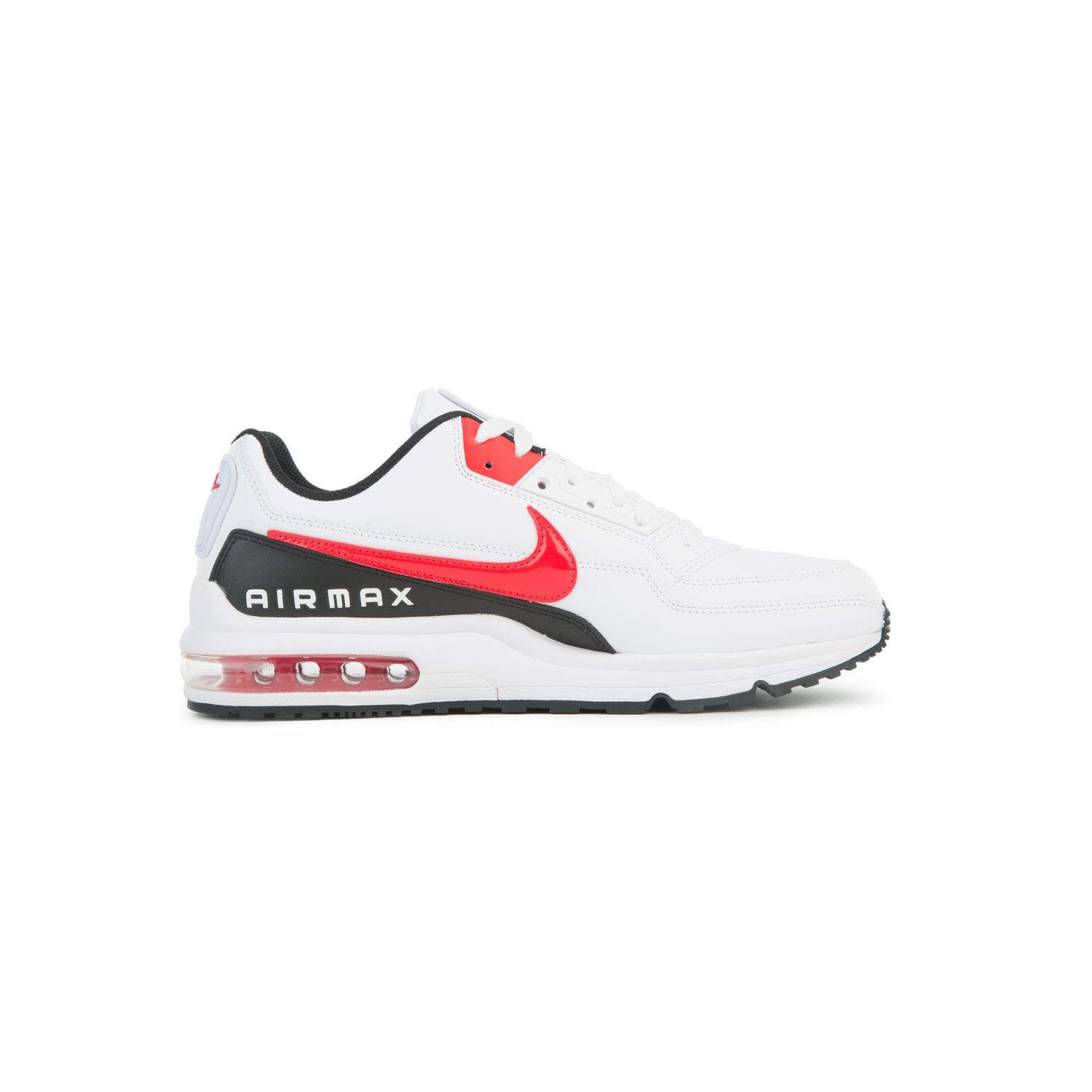 pretty nice 64744 52651 Galleon - NIKE Air Max LTD 3 Men s Shoes White University Red Black  Bv1171-100 (9 D(M) US)