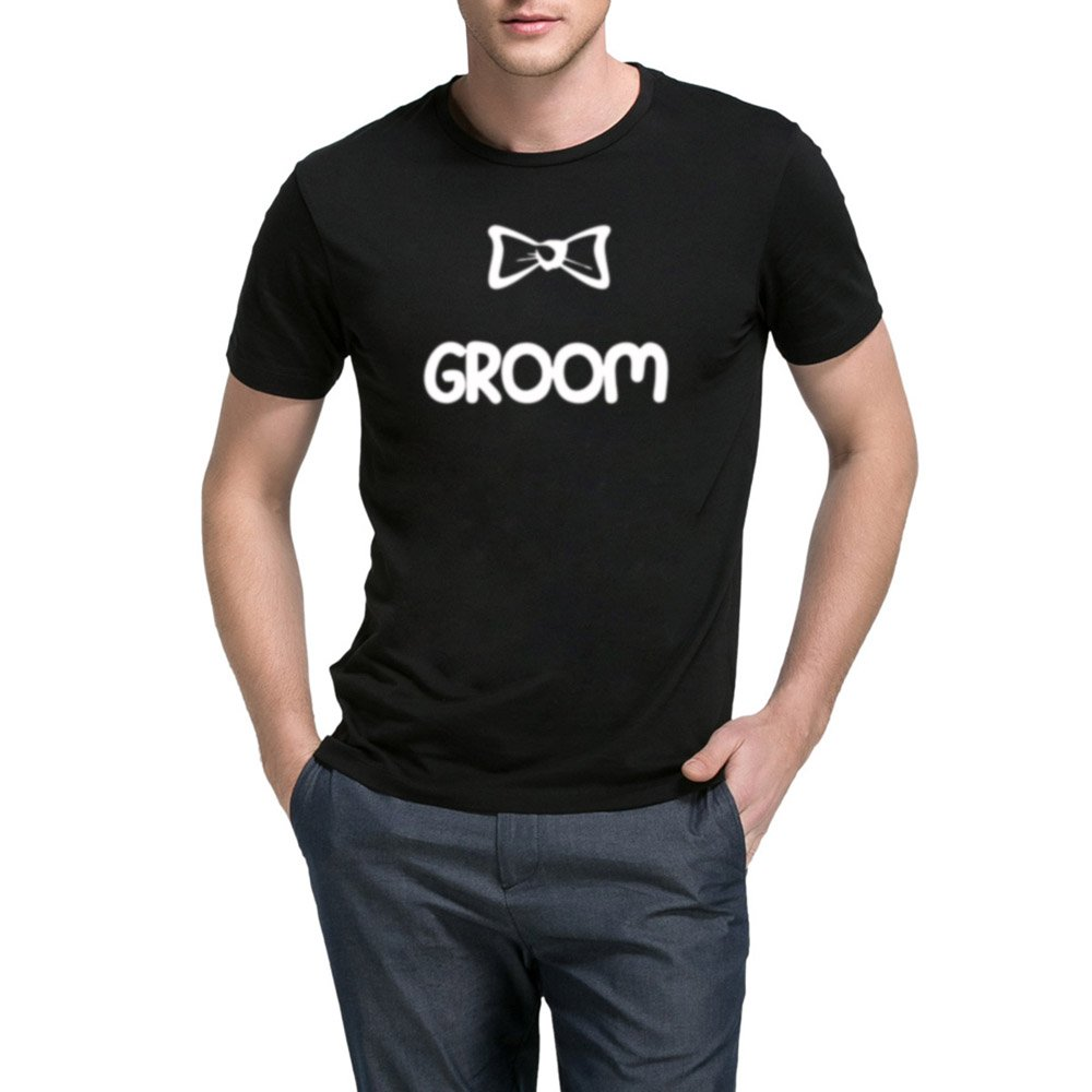 Loo Show S Bow Tie Groom Bachelor Party Funny T Shirts Tee