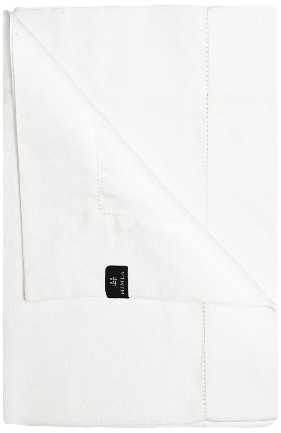 Himla Tischdecke Ebba, 160x330 cm, weiß
