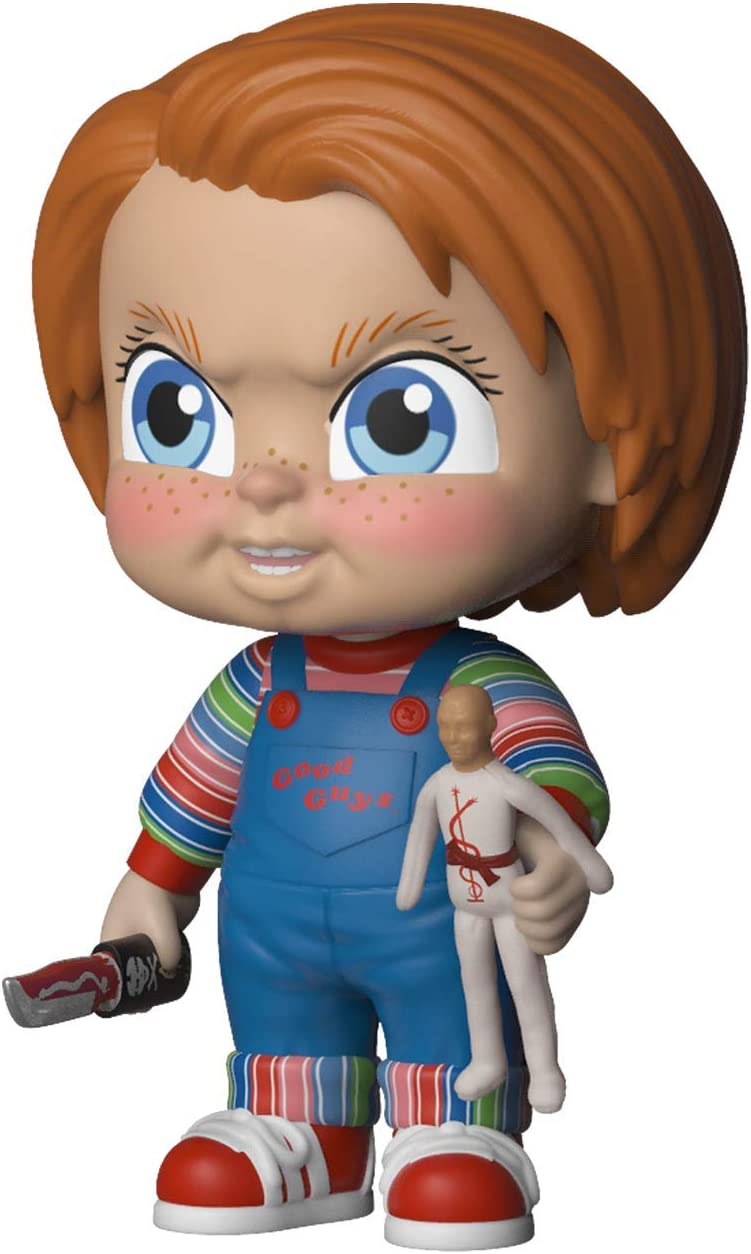 Funko – 5 Star Color Horror Color Chucky, Multicolor, 34011