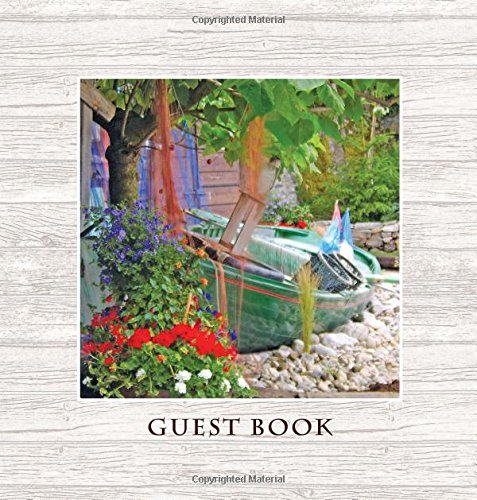 Guest Book, Visitors Book, Comments Book, Guest Comments Book Hardback Vacation Home Guest Book, House Guest Book, Beach House Guest Book, Visitor Comments Book