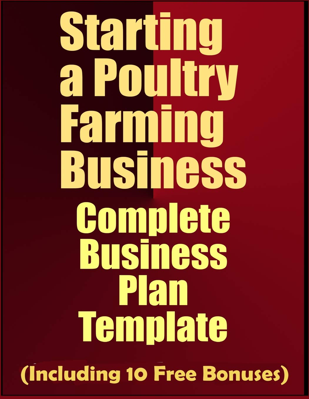 commercial poultry farm project proposal pdf