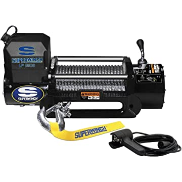 reliable Superwinch LP8500