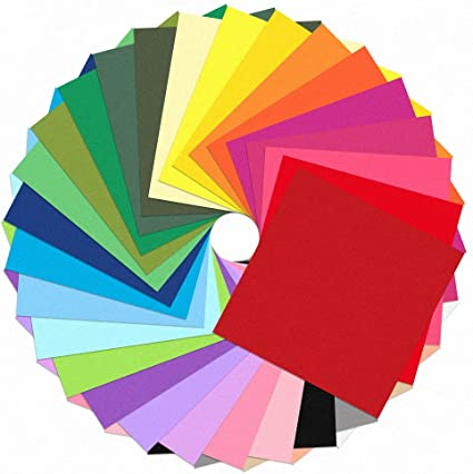30 Assorted Colors for Arts Craft DIY Scrapbooking Scrunch Art Outuxed 3000Pcs 4 Inch Tissue Paper Squares