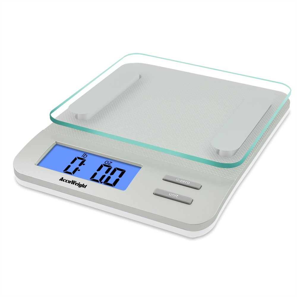 Accuweight Digital Kitchen Scale Electronic Meat Food Weight Scale 5kg 11lb A Ebay