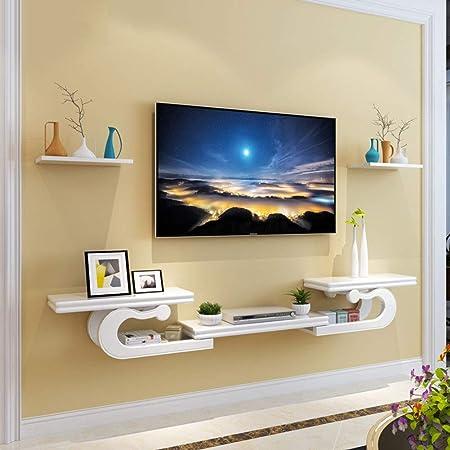 TriGold Estante De TV Flotante,Pared Consola para TV ...